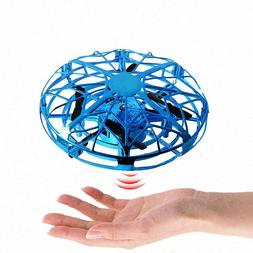 Anti-collision UFO Ball Flying Aircraft Induction Drone Elec