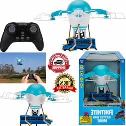 Fortnite Battle Bus Drone With Remote Controller Kids Game T