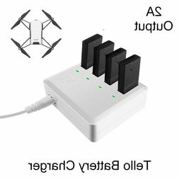 Charger Battery Charging Hub for DJI Tello Camera Drone Flig