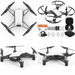Dji Tello Quadcopter Beginner Drone Vr Hd Video Bundle With