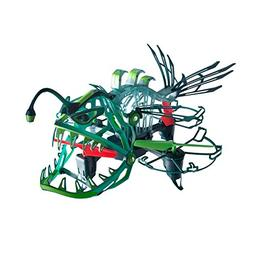 Drone Force Angler Attack-2.4Ghz Illuminated Indoor/Outdoor