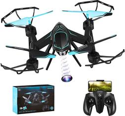 Drone Mini Drones for Kids Beginners Remote Control Helicopt