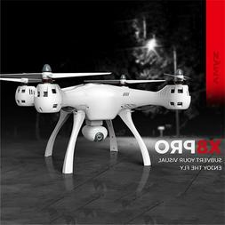Drone RC Quadcopter SYMA X8 PRO GPS With Wifi 720P Camera FP