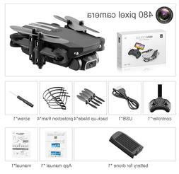 Drone WIFI FPV RC 4K HD Camera Foldable Quadcopter Helicopte
