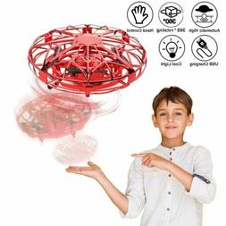 Easy Indoor Small UFO Flying Ball Hand Free Mini Drone Elect