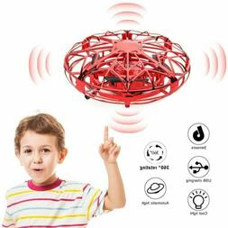 Electronic Toys UFO Hand Operated Mini Drones Flying Ball He