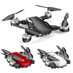 Foldable Remote Control Quadcopter Drone Dron Aircraft with1