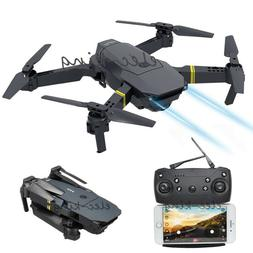 Cooligg FPV Wifi Drone With HD Camera Aircraft Foldable Quad