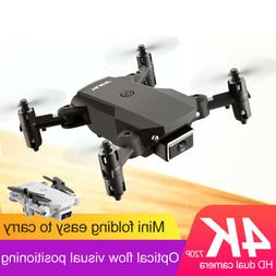 FPV Wifi RC Drone With HD Camera Aircraft Foldable Quadcopte