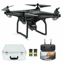 Potensic D58 1080P Camera GPS Drone with Carry Case