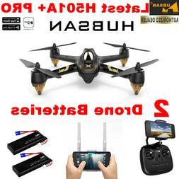 Hubsan H501A+ PRO FPV APP Drone 1080P Quadcopter W/ Brushles