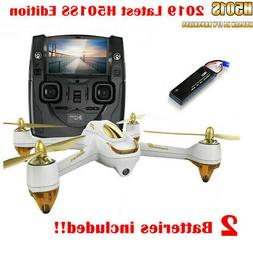 Hubsan H501S FPV Drone Brushless 1080P HD RC Quadcopter GPS