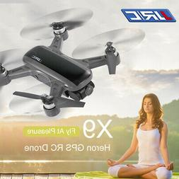 JJRC X9 Heron Brushless GPS RC Drone with Camera 2K 5G Wifi