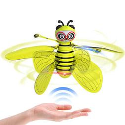 Kids Drone Flying Bee Electronic Toy Remote Control Infrared