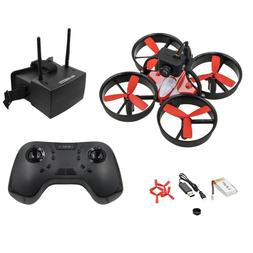 Kids RC Quad Copter Racing Drones Electronic Motor Helicopte
