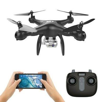 BIG Remote Drone Quadcopter with Camera Connect
