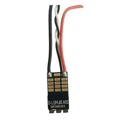 20A BLS DSHOT600 Brushless ESC RC Drone Fixed  Helicopters A