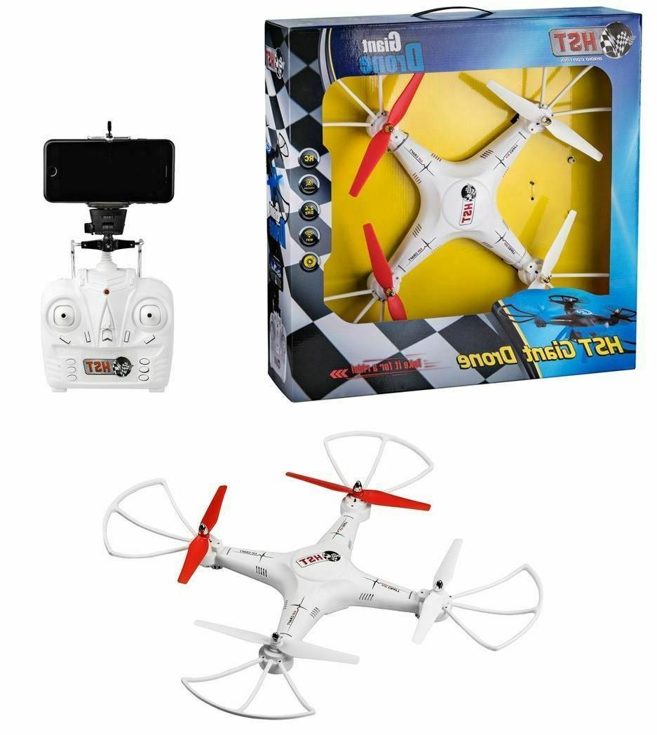 Brand New HST X195 Giant WiFi Air Drone Toy Quadcopter Camer
