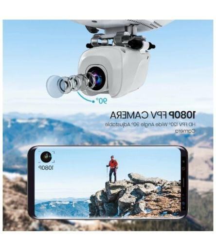 Potensic w/ Case HD Camera 5G RC