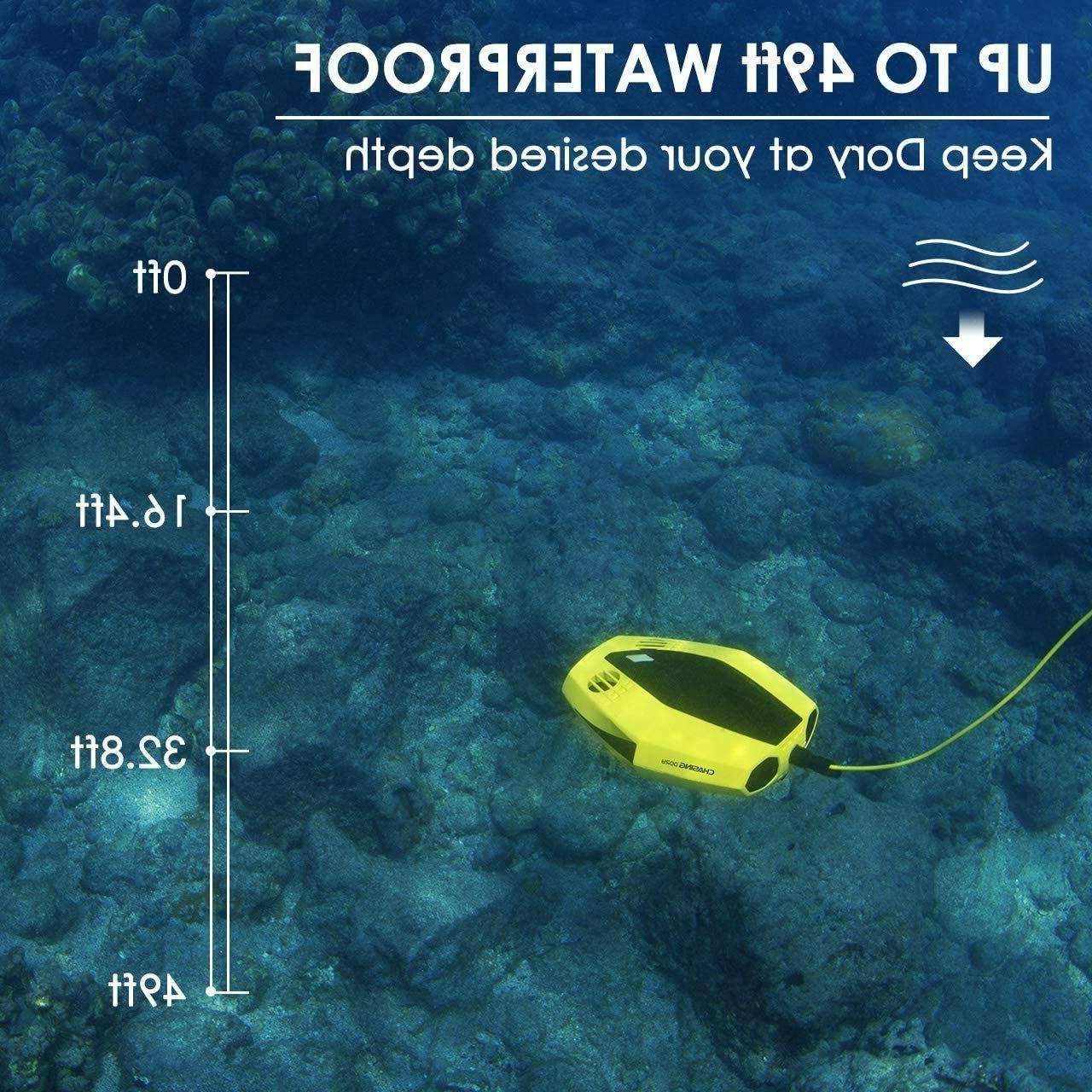 CHASING Dory Underwater - 1080p Full HD,Real-Time Viewing, APP