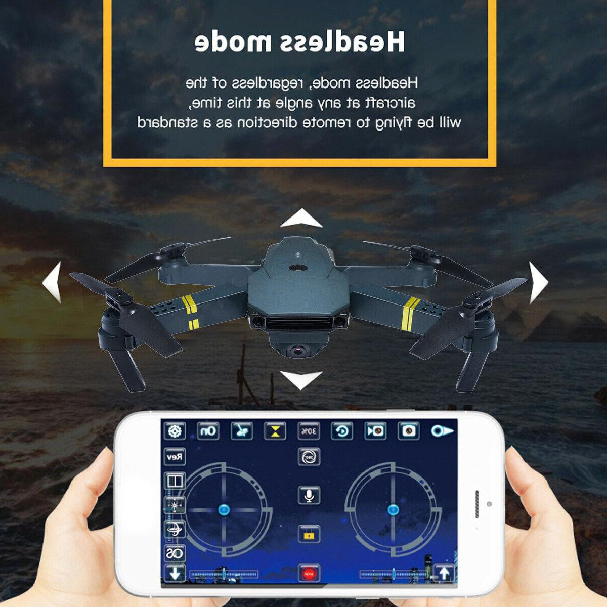 Cooligg Drone With HD Aircraft Foldable Selfie