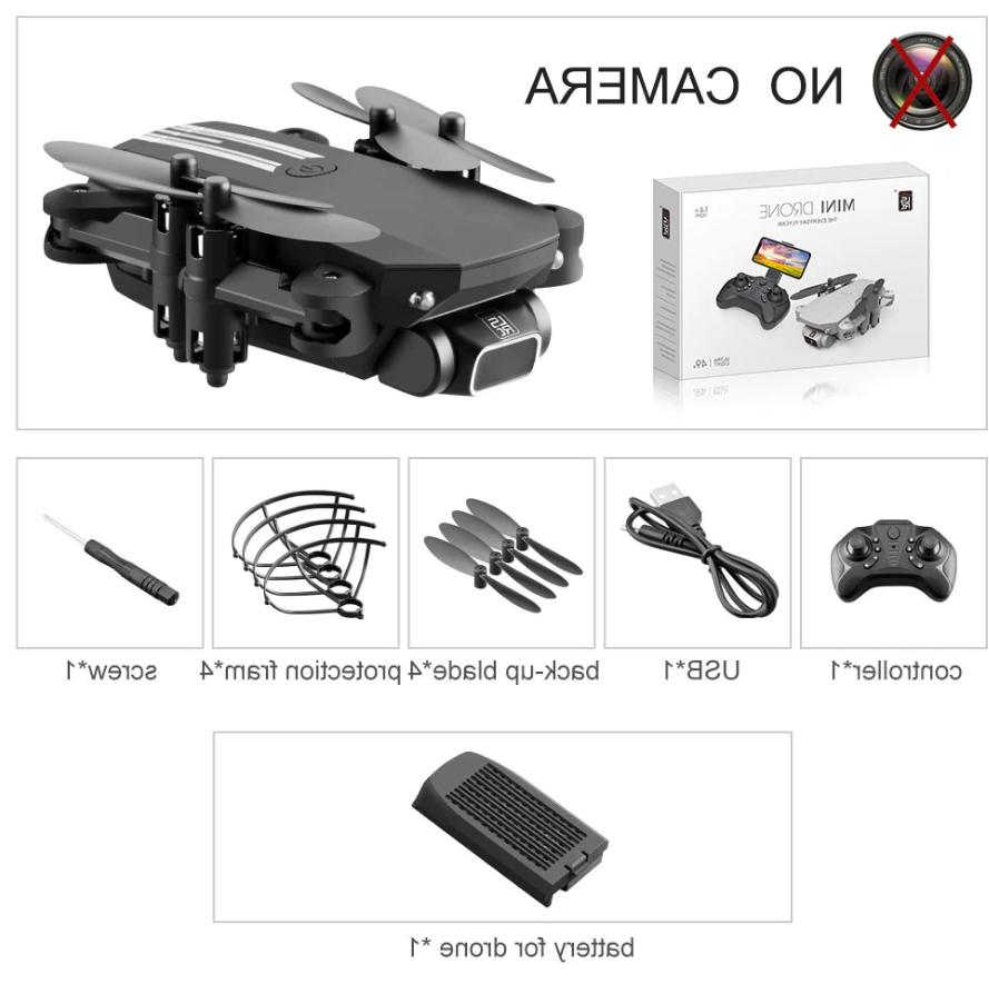 4K HD Quadcopter Helicopter Altitude Hold 1080