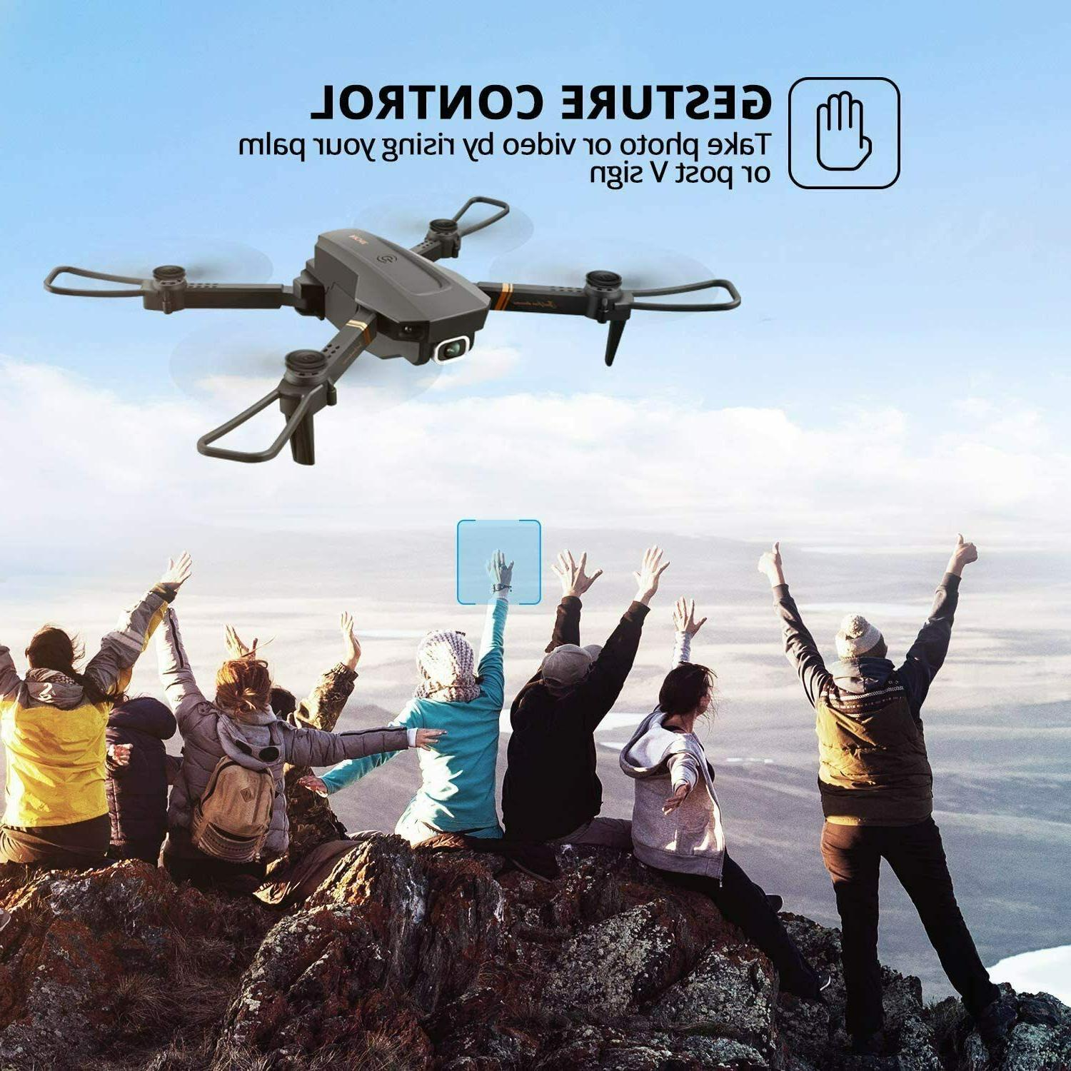 RC HD 1080P Foldable Dron FPV Profess