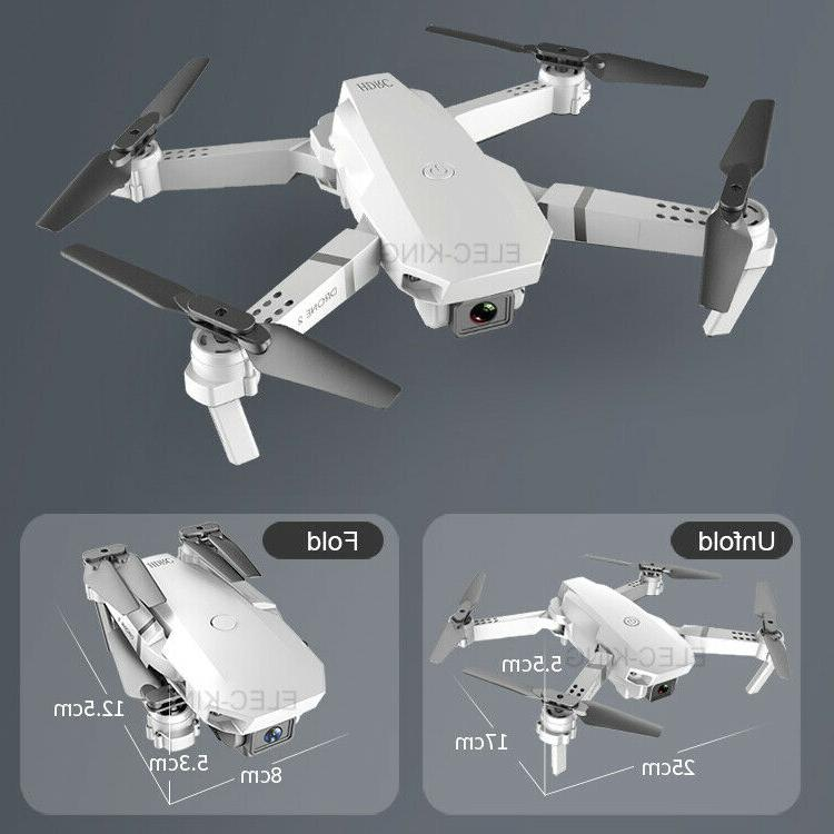 Cooligg RC Drone With 1080P Toy