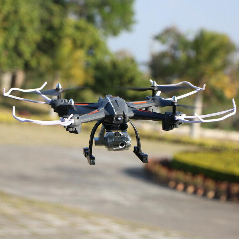 Global 1080P Quadcopter Dron Aircraft