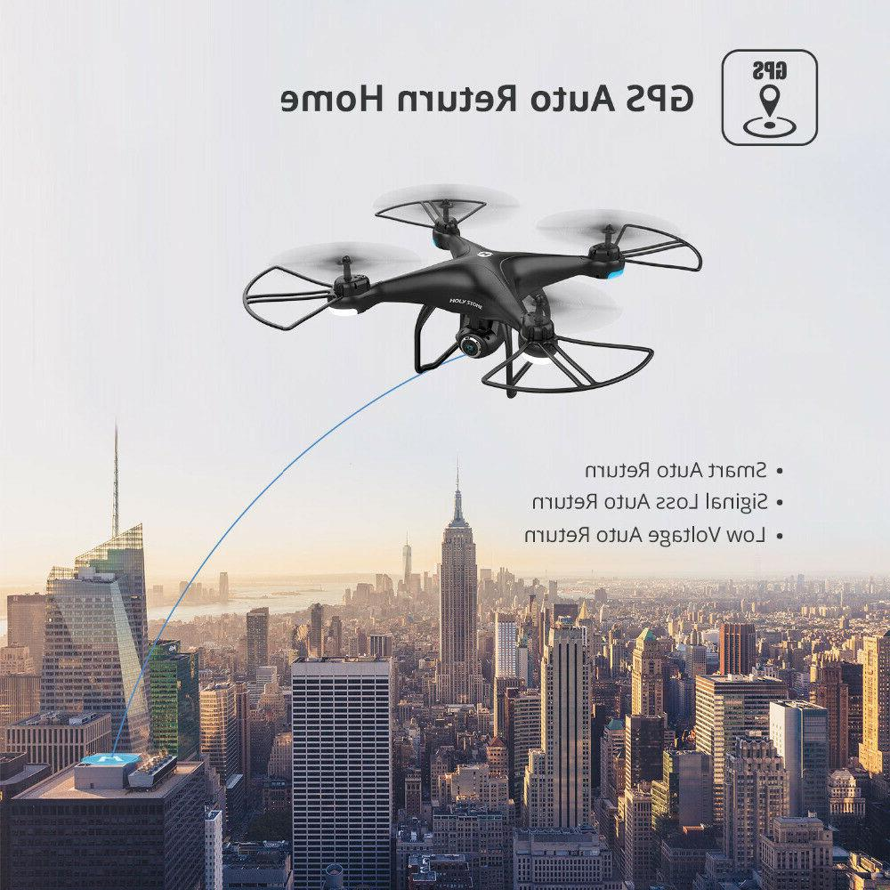 Holy Drones with Camera Follow Me