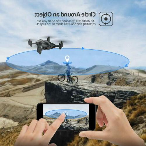 Holy rc with 2K HD 5g WIFI Quadcopter follow