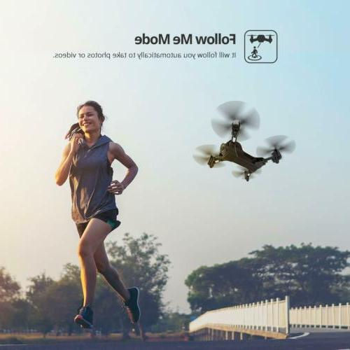 Holy Stone HS165 rc HD WIFI Quadcopter GPS follow