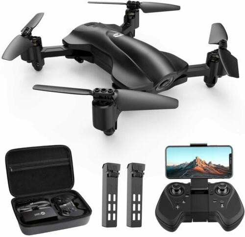 hs165 fpv rc drone with 2k hd