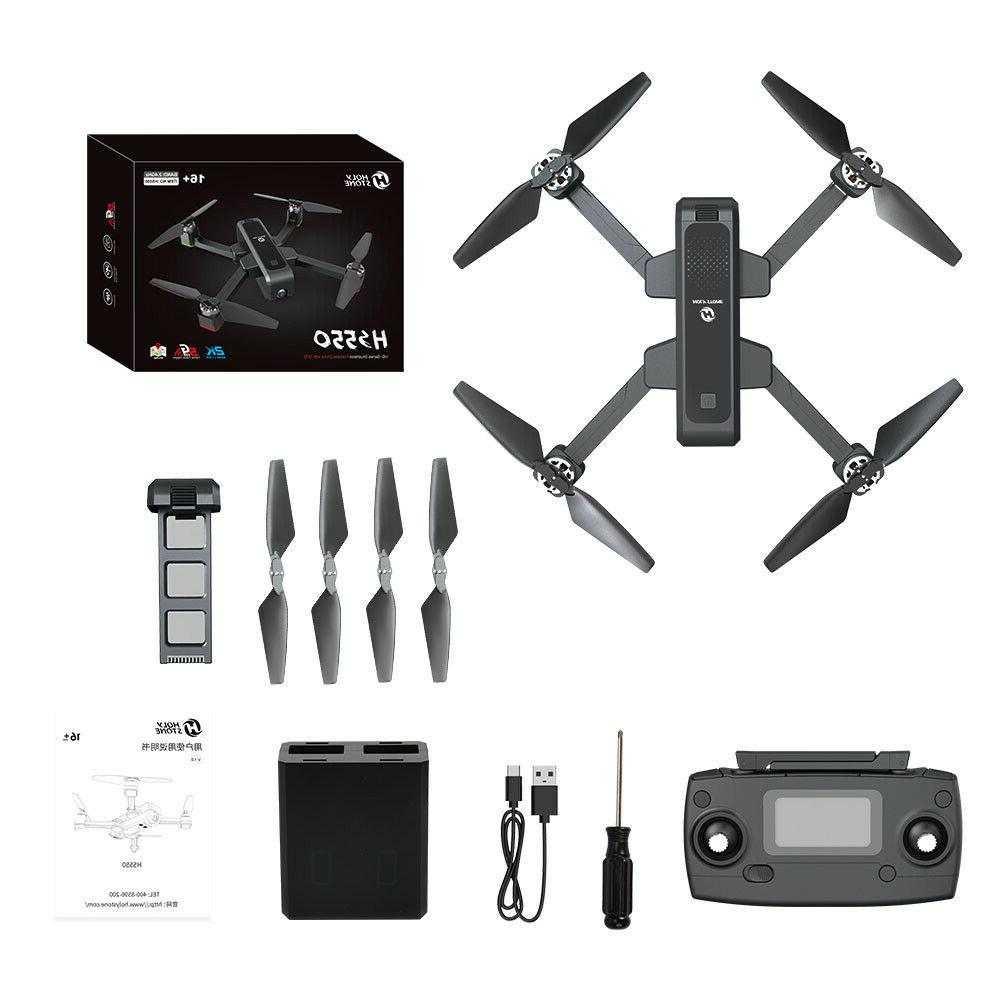 Holy Drone 2K HD Wifi FPV Quadcopter Brushless