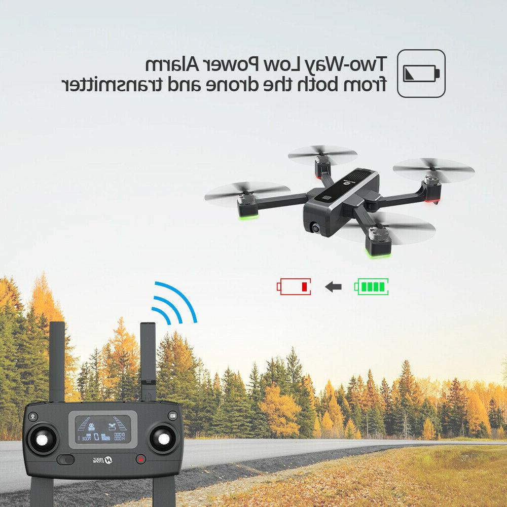 Holy Stone GPS Drone with Wifi FPV Brushless Motor