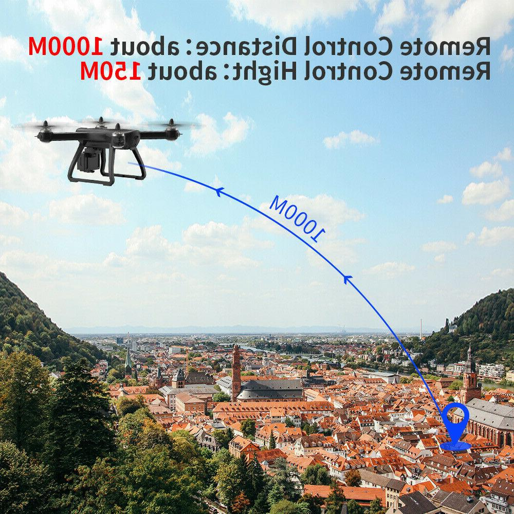 Holy Stone Brushless 5G WiFi 1080p FPV