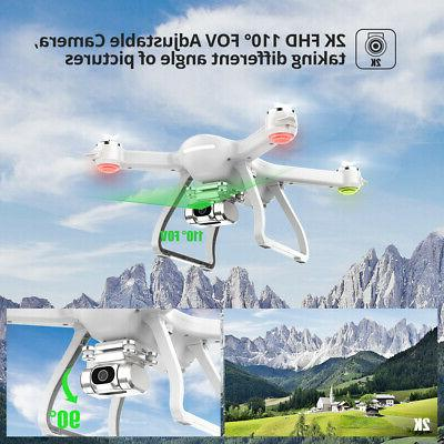 Holy Stone HS700D GPS Drone Camera WIFI Brushless RC Quadcopter