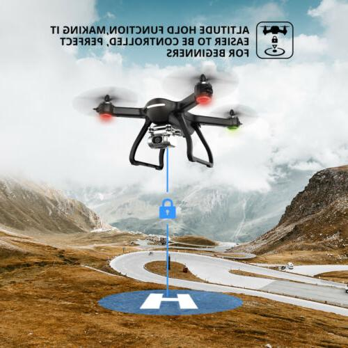 Holy RC 5G Camera Quadcopter + Backpack