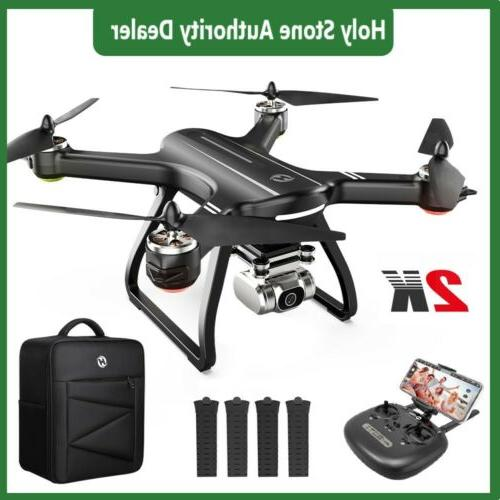 hs700d gps rc drone with 2k 5g