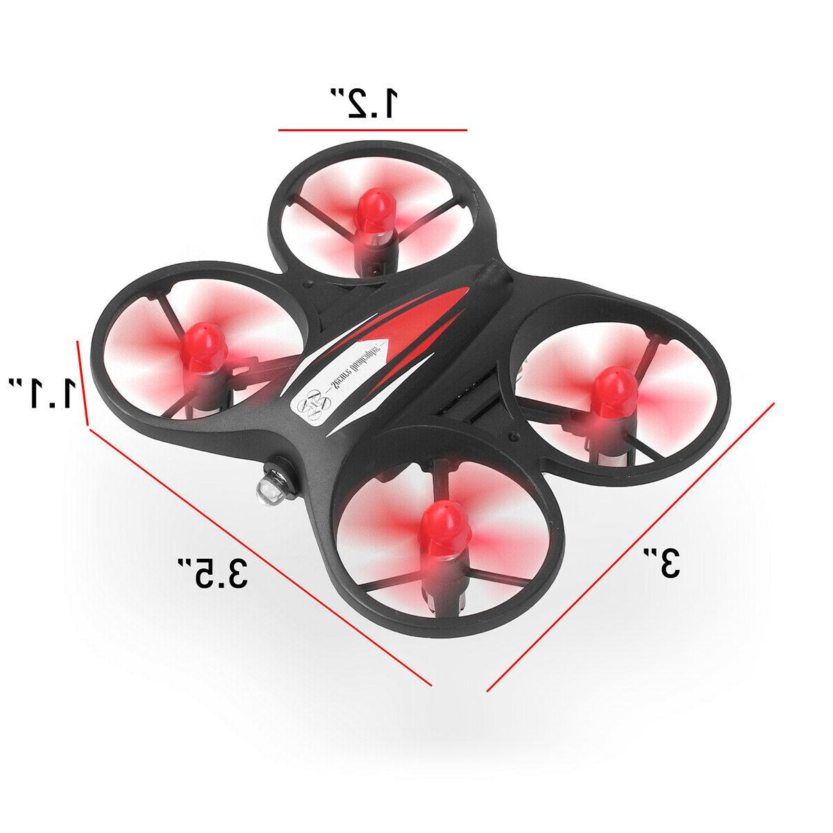 Mini RC Helicopter Remote Kids Quadcopter