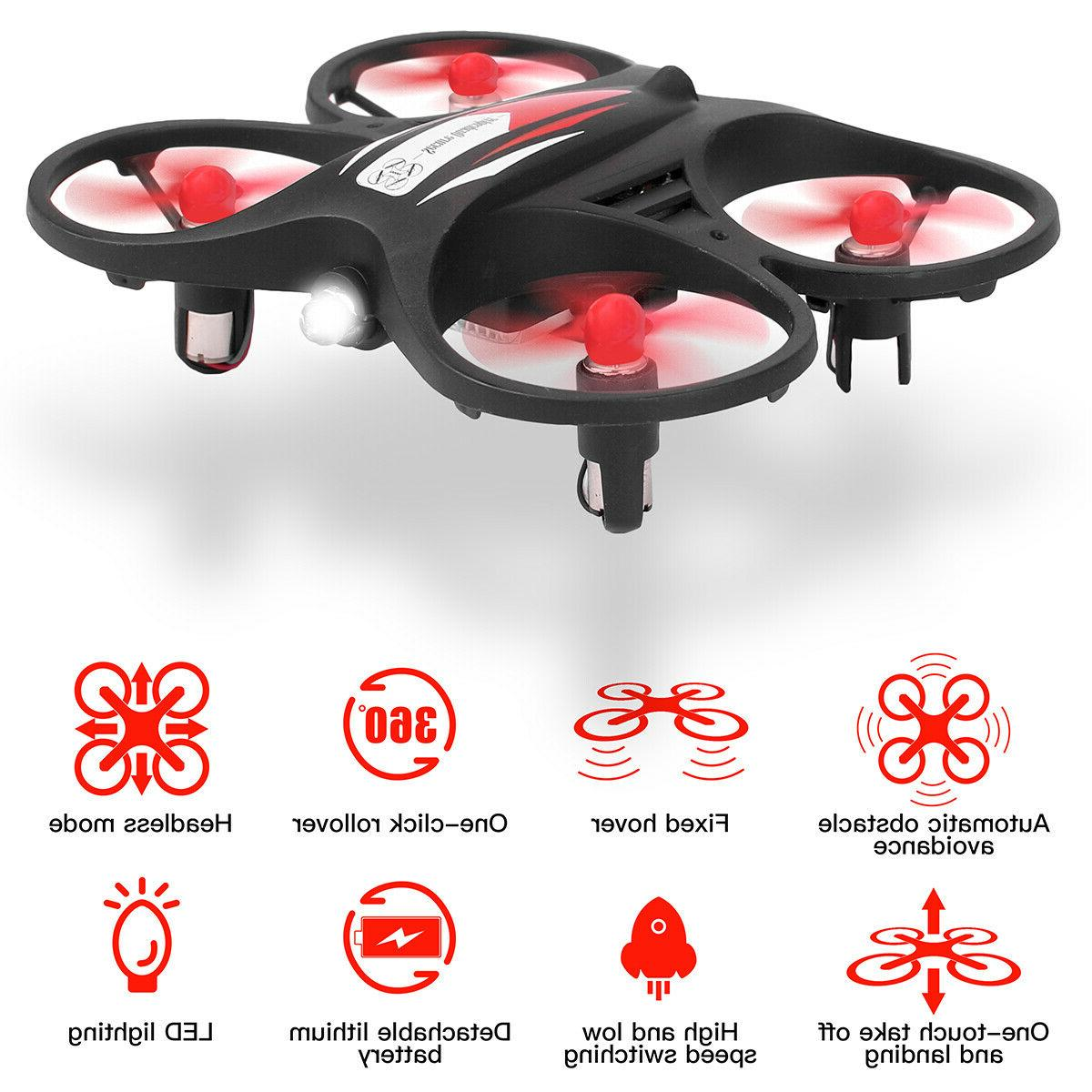 Mini LED Helicopter Remote Kids Gift