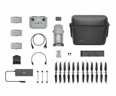 New DJI 2 Fly More Drone Camera Foldable