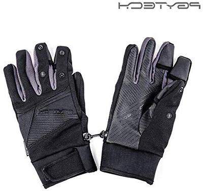 pgy tech photography drone gloves large