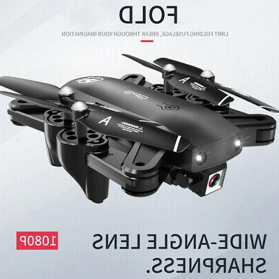 CSJ S166GPS Drone with Camera 1080P Home WIFI FPV for Adults