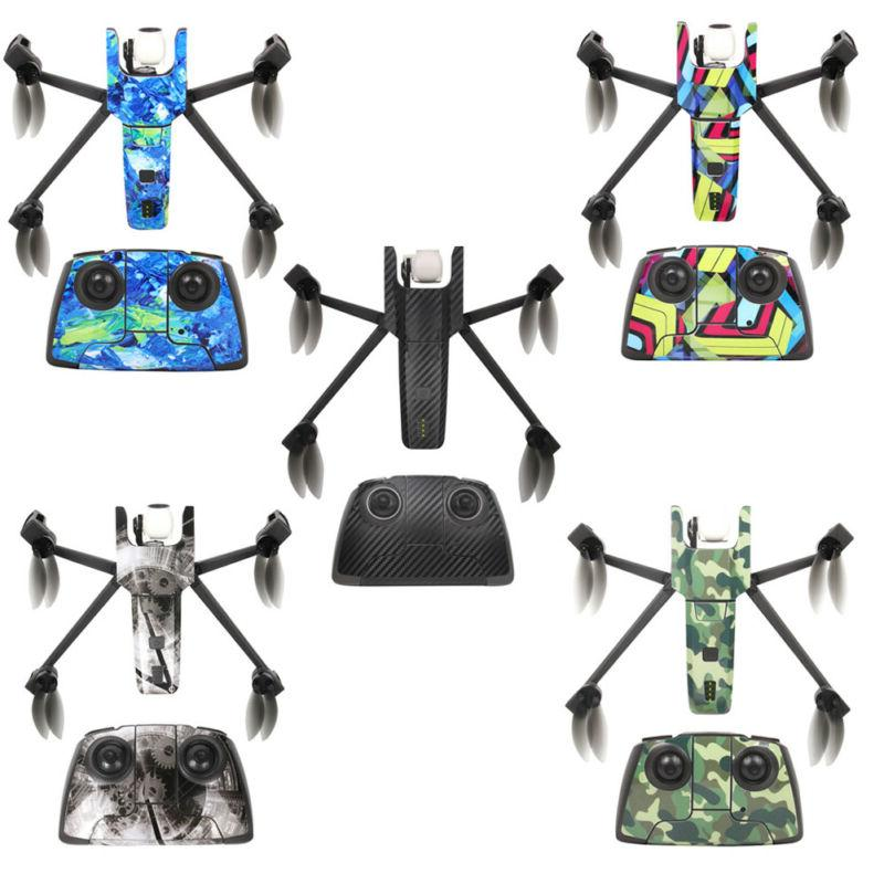 sticker decals skin for parrot anafi drone