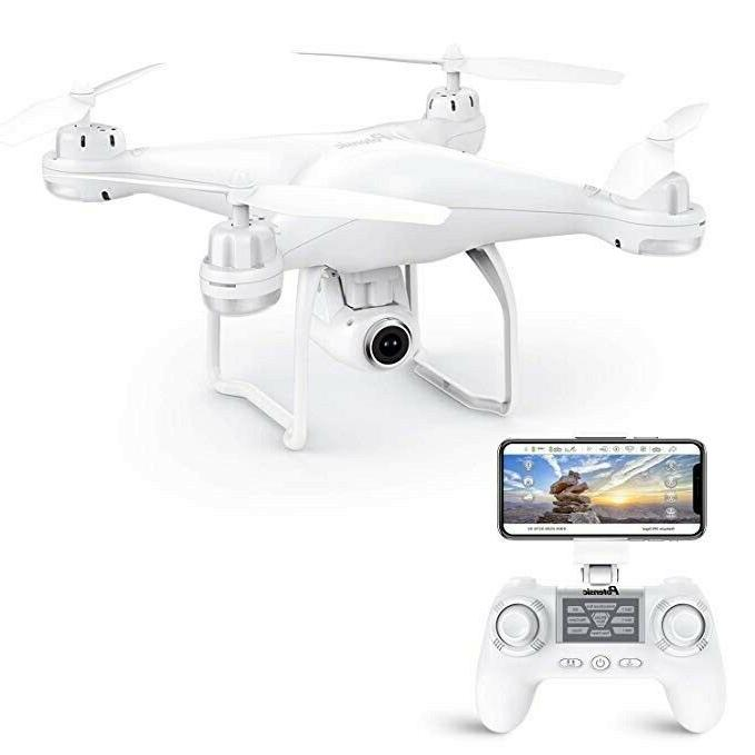 t25 dual gps rc drone quadrcopter w