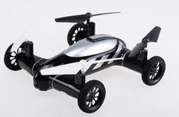 Large 2 in 1 Flying Car Drone with Camera Live Video drone A