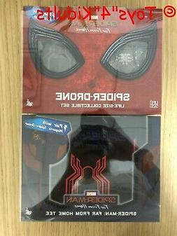 Hot Toys LMS 011 Spider-Man: Far From Home Spider Drone Life