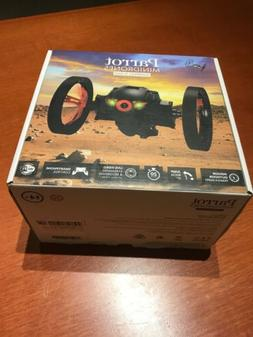 Parrot Mini Drone Jumping Sumo RC Vehicle with Wide-Angle Ca