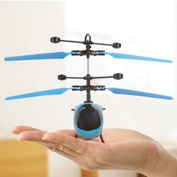 Mini Drone RC Helicopter Infraed Suspension Induction Electr